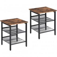 Set bočních stolků Vintage