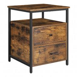 Noční stolek se zásuvkami Vintage I Vintage Noční stolky LET067B01