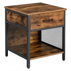 Malý noční stolek Vintage