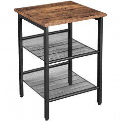 Noční stolek 3stupňový Vintage Vintage Noční stolky MHULET23X