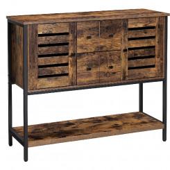 Skříň s úložným prostorem Vintage I 08201 Vintage TV stolky a komody LSC082B01
