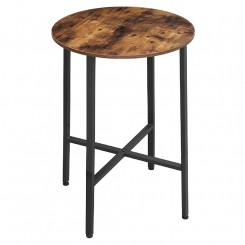 Barový stůl kulatý Vintage Vintage Barové stolky MHULBT60X