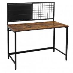 Psací stůl s mřížkou Vintage