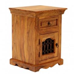 Masivní noční stolek z palisandru Ashanti I Ashanti Noční stolky MHNSJAL01