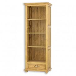 Dřevěná knihovna Corona II