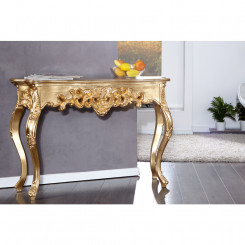 Konzolový stolek z lakovaného dřeva  Konzolové stolky MH15633