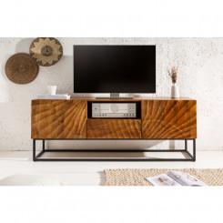 Masivní TV stolek z mangového dřeva Camel Camel TV stolky a komody MH40252CAM