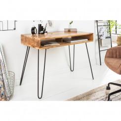 Psací stůl z mangového dřeva Camel II Camel Pracovní a psací stoly MH389450