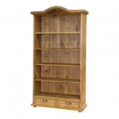 Dřevěná knihovna Corona V