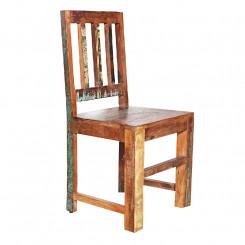 Židle z recyklovaného dřeva Madagaskar Madagaskar Jídelní židle MH20255MAD