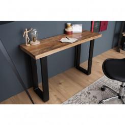 Konzolový stolek z mangového dřeva Metal I Metal Konzolové stolky MH38664MET