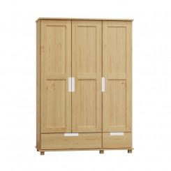 Masivní 3dveřová skříň z borovice Blanco V Blanco Šatní skříně MHBLADREW9-120