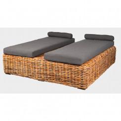 Ratanová postel Manila V Maroco Ostatní zahradní nábytek GRD80106
