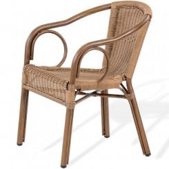 Ratanové křeslo Gastro VI Gastro Zahradní sedací nábytek MHGAS80012