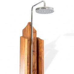 Zahradní sprcha z teakové dřeva Leonardo Leonardo Ostatní zahradní nábytek MHLEO11204
