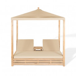 Masivní postel z teakového dřeva Leonardo Leonardo Zahradní a venkovní nábytek MHLEO11222