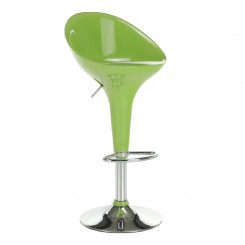 Otočná barová židle z kovu...