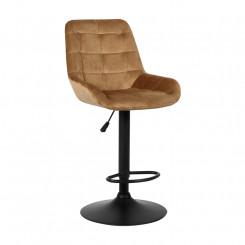 Luxusní barová židle z kovu...