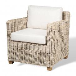Ratanová křeslo Mariella I Maroco Zahradní sedací nábytek GRD80112