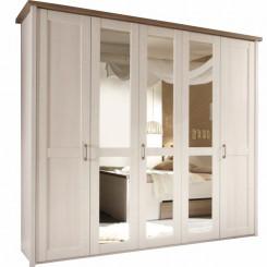 Luxusní šatní skříň 5dveřová