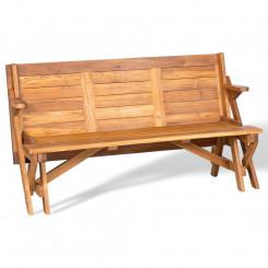 Zahradní stůl / lavice Morello Maroco Zahradní sedací nábytek GRD11210