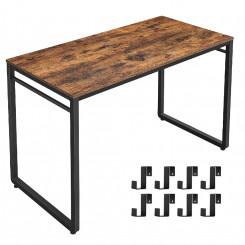 Rustikální psací stůl s...