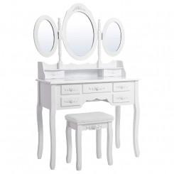 Luxusní toaletní stolek se...