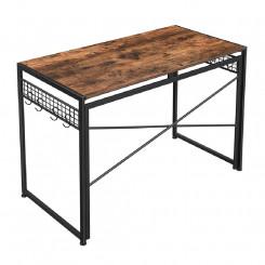 Psací stůl s bočními háčky Vintage Vintage Pracovní a psací stoly LWD42X