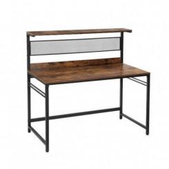 Psací stůl s policí a mřížkou Vintage Vintage Pracovní a psací stoly LWD030B01