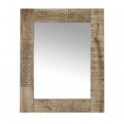 Zrcadlo s rámem z masivního mangového dřeva Massive Home Ella, délka 90 cm Ella Zrcadla ELL021A