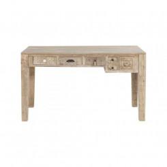 Pracovní stůl z masivního mangového dřeva Massive Home Ella 40 Ella Pracovní a psací stoly ELL030