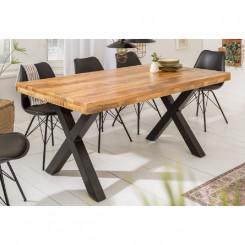 Masivní jídelní stůl Amadeo