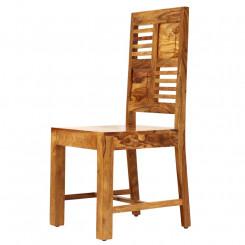 Dřevěná židle Sheesham II