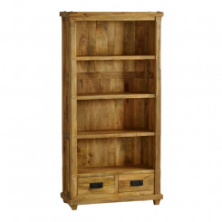 Knihovna z mangového dřeva...