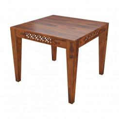 Jídelní stůl 80x80 z masivního palisandrového dřeva Massive Home Rosie Rosie Jídelní stoly ROS001
