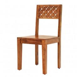 Židle z masivního palisandrového dřeva Massive Home Rosie I Rosie Jídelní židle ROS002