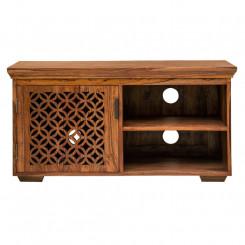 TV stolek z masivního palisandrového dřeva Massive Home Rosie, délka 120 cm Rosie TV stolky a komody ROS014
