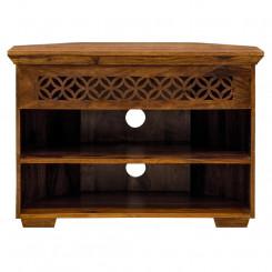 TV stolek z masivního palisandrového dřeva Massive Home Rosie, délka 110 cm Rosie TV stolky a komody ROS015