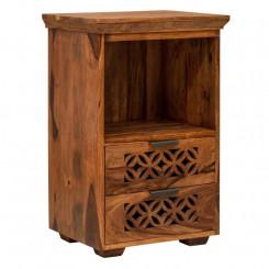 Noční stolek z masivního palisandrového dřeva Massive Home Rosie Rosie Noční stolky ROS024