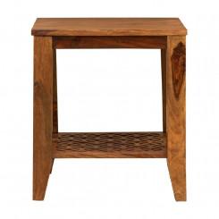 Odkládací stolek z masivního palisandrového dřeva Rosie Rosie Odkládací stolky ROS033