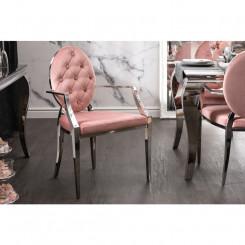 Prošívaná jídelní židle ze...