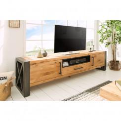 TV stolek z masivního dřeva...