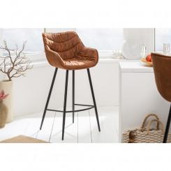 Vysoká barová židle, kovové...