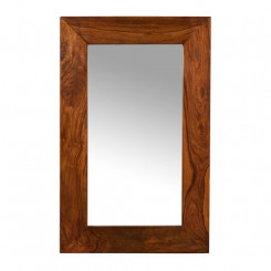 Dřevěné zrcadlo Ruby