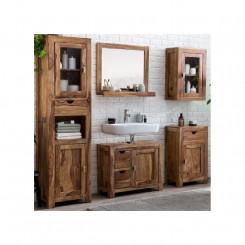Masivní koupelnová výbava z palisandru Aisha Special Aisha Koupelnové skříňky MHAISHASET0