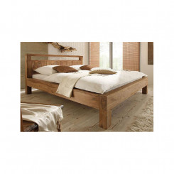 Masivní postel z palisandru 90x200 Grace Grace Dvoulůžkové manželské postele MHAMBA-BED900