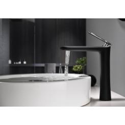 Designová koupelnová baterie Zoe III - Černá Zoe Koupelnové baterie MHM2403B