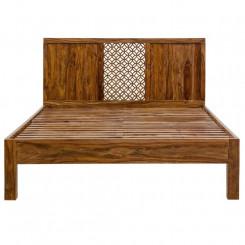 Postel 180x200 z masivního palisandrového dřeva Massive Home Rosie 75 Rosie Postele ROS025-180