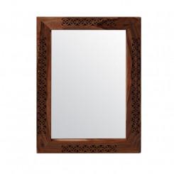 Zrcadlo 60x90 s rámem z masivního palisandrového dřeva Massive Home Rosie Rosie Zrcadla ROS021-90