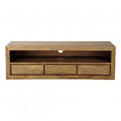 Dřevěný TV stolek Ruby II